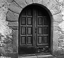 Old Spanish Door by James2001