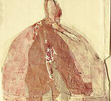 Hommage à Francisco de Goya VIII by Ute Rathmann