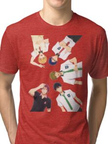 Free!! Iwatobi Swim Club Tri-blend T-Shirt
