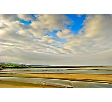 Sands at Portmeirion Photographic Print