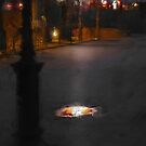 litup puddle by Nikolay Semyonov