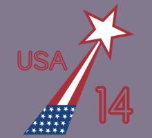 USA STAR Kids Clothes