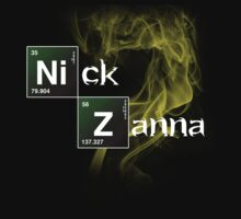 Personalised Breaking bad / Zanna by RudieSeventyOne
