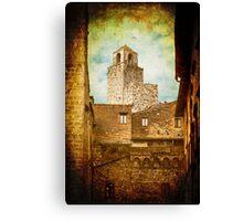 San Gimignano, Tuscany - Italy Canvas Print