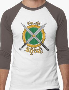 For the Shire Men's Baseball ¾ T-Shirt