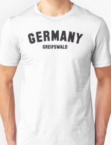 GERMANY GREIFSWALD Unisex T-Shirt