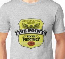 Five Points Unisex T-Shirt