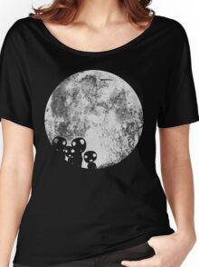 little friends at night  Women's Relaxed Fit T-Shirt