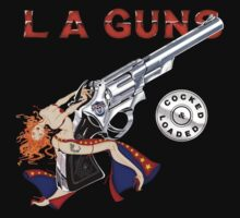 LA Guns Cocked And Loaded by angrymen
