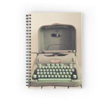 Just my type Spiral Notebook