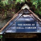 The House At Hell Corner At Melbury Bubb,Dorset.UK by lynn carter