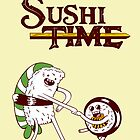 Sushi Time by SenorAderezo
