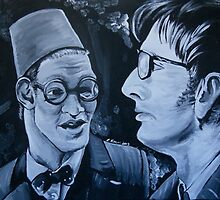The Two Doctors by lissyleem