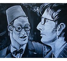 The Two Doctors Photographic Print