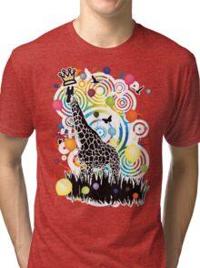 Sky_High Tri-blend T-Shirt