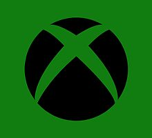 Xbox One Logo Black by vincepro76