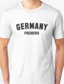 GERMANY FREIBERG Unisex T-Shirt