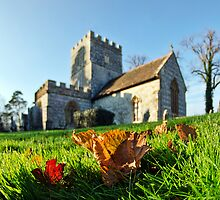 St Marys Church ~ Maiden Newton by Susie Peek