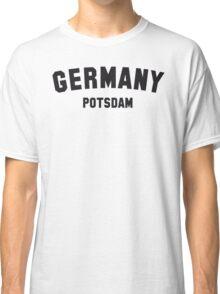 GERMANY POTSDAM Classic T-Shirt