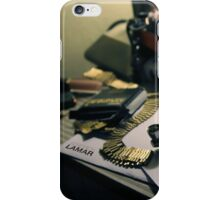 Section.80  iPhone Case/Skin