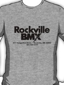 RBMX-Old School-BLACK T-Shirt