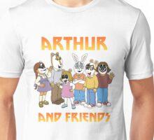 KISS x Arthur Unisex T-Shirt