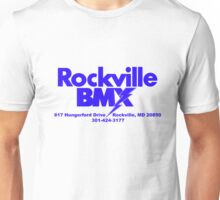 RBMX-Old School-BLUE Unisex T-Shirt