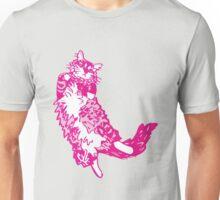 Mona Bear Pink Unisex T-Shirt
