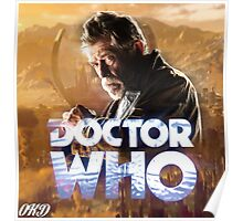 Doctor Who 50th Anniversary - War Doctor Poster