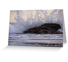 Making Waves Greeting Card