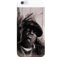 BIGGIE (The Notorious B.I.G.) iPhone Case/Skin