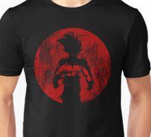 saiyan moonlight Unisex T-Shirt