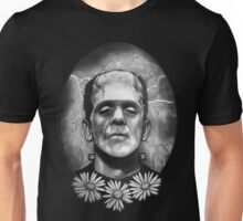 Boris Karloff as Frankenstein's Monster Unisex T-Shirt