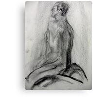 Life in Studio Canvas Print