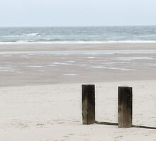Findorn Beach by tmtht