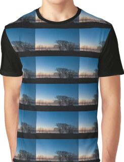 The Sunrise Bench is Waiting for You Graphic T-Shirt