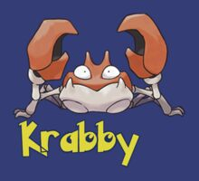 Krabby Typo by Stephen Dwyer