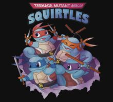 Teenage mutant ninja squirtles by OnlyTheBest
