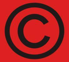 Copyright Baby Tee