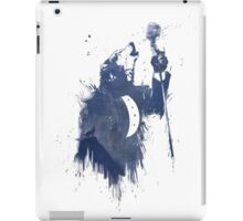 Wolf song iPad Case/Skin