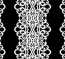Lace Embroidery Design by Medusa81