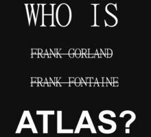 WHO IS ATLAS? by Purplosion