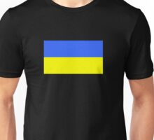 Flag of Ukraine Unisex T-Shirt