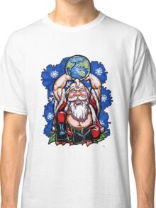 Buddha Santa Classic T-Shirt