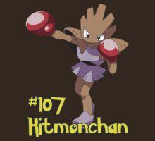 Hitmonchan 107 by Stephen Dwyer