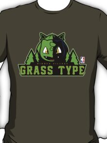 NPA Series - GRASS TYPE T-Shirt