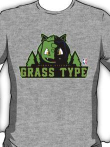 NPA Series - GRASS TYPE T-Shirt