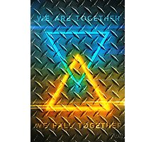Coheed and Cambria Afterman Poster Photographic Print