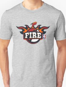 NPA Series - FIRE TYPE T-Shirt