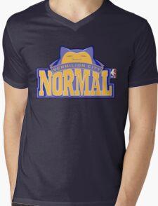 NPA Series - NORMAL TYPE Mens V-Neck T-Shirt